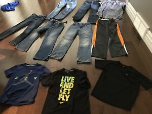 Lot of boys size 10 Gap and Nike