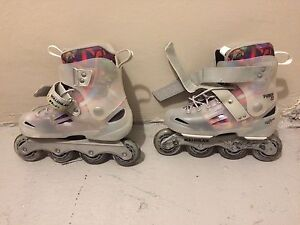 Brand new never used roller blades