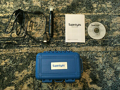 Supereyes B008 5.0 Mp 1500x Usb Digital Portable Pen Mini Hd Microscope