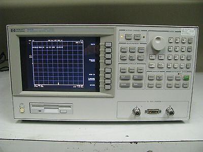 Keysight Agilent Hp 4291b 1.8 Ghz Rf Impedance Material Analyzer W Opt 1 2