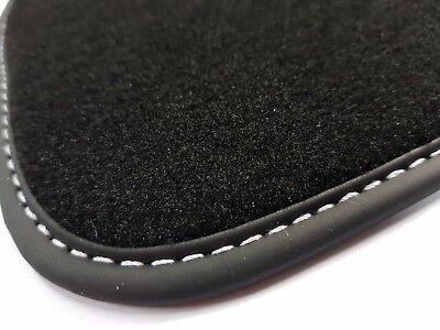 Mercedes CLS C 218 01.11-12.13 Qualität Gummimatten Octagon Kettelung rot