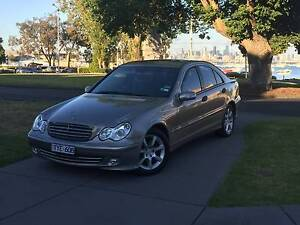 Mercedes-Benz C220 Sedan LOW 126,000 K's, in superb condition Williamstown Hobsons Bay Area Preview