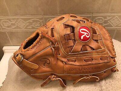 "Rawlings USA XFG-130S 13"" Baseball Softball Glove Right Hand Throw"