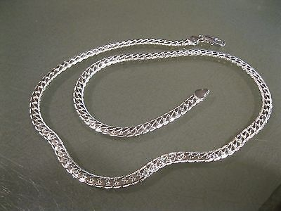 5MM 925 Sterling Silver Necklace Chain 20