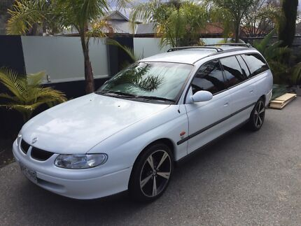 1998 Holden Commodore Wagon Glenelg North Holdfast Bay Preview