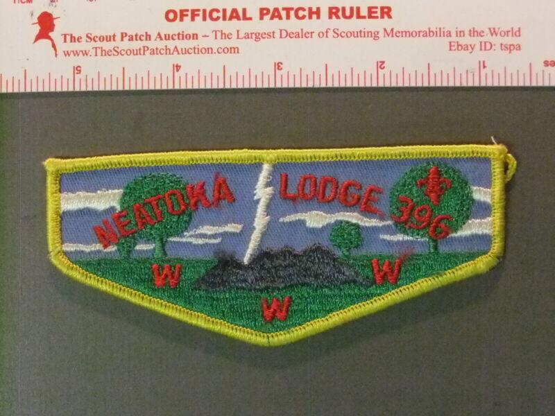Boy Scout OA 396 Neatoka flap 6702JJ