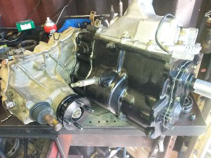 Toyota landcruiser HZJ75 gearbox and transfer reconditioned Landsborough Caloundra Area Preview