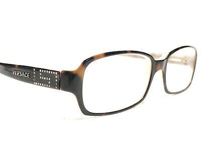 Versace MOD 3075-B 588 Women's Tortoise Rx Designer Eyeglasses Frames 52/16~135