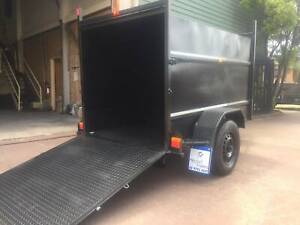 FULLY ENCLOSED 7X4 WITH RAMP 12 MONTHS PRIV REGO $2500 ON ROAD Smithfield Parramatta Area Preview