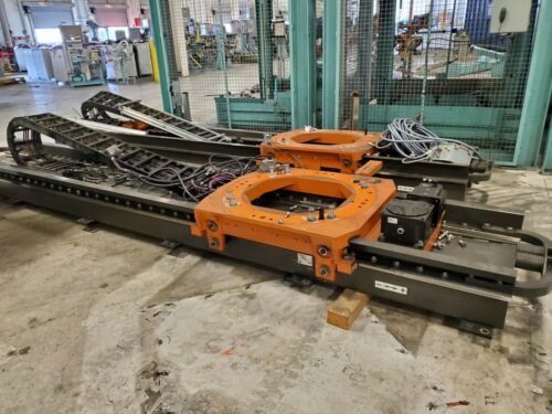 Kuka KL 1500-3 Robot 8 Meter 7th Axis Linear Rail  - Complete With Cables!