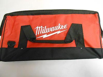 "NEW Milwaukee 24 Inch Large Heavy Duty Tool Bag 24"" x 12"" x 12"""