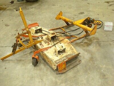 1947 Allis Chalmers C Tractor Woods Belly Mower