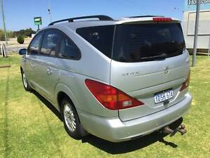 2007 Ssangyong Stavic Wagon Turbo Diesel 7 Seats