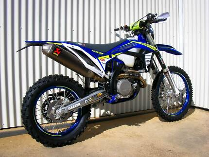 2018 Sherco 450 SEF-R Factory West Tamworth Tamworth City Preview