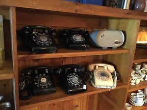 Collection of rotary dial phones or $20 each