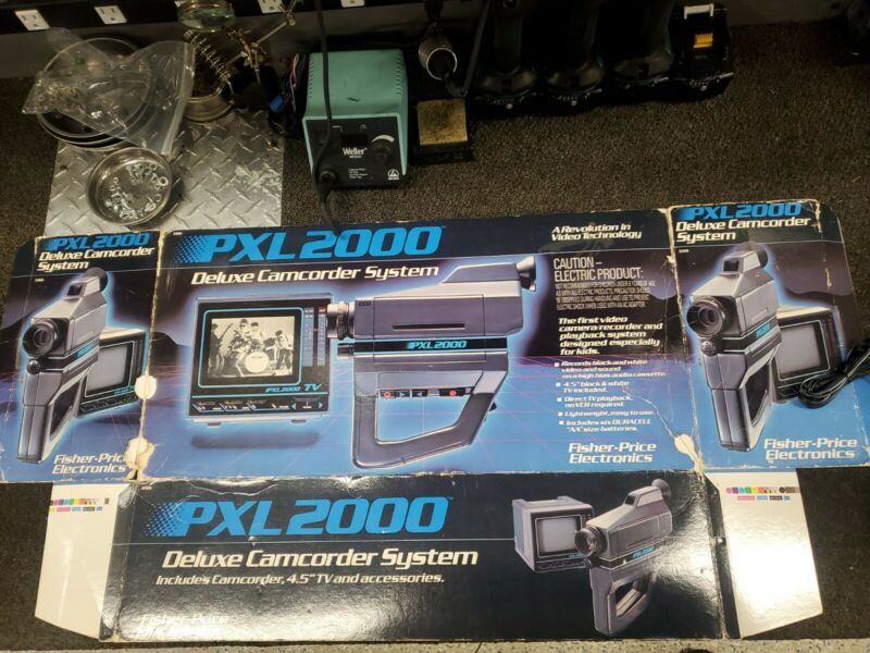 Recently Modified And Refurbished Pxl 2000 see description