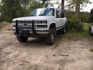 Very clean 1992 Chevy 1500 ext cab