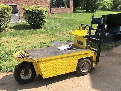 Ez-go Cushman Industrial Cart