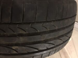 225 40 18 one tire