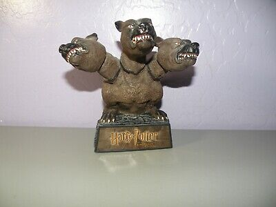 Harry Potter & The Sorcerer's Stone Fluffy  Bobblehead Statue 3 Headed Dog