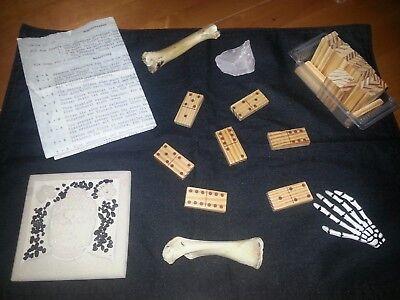 Wahrsagen aus China 12. Jahrhundert mit Domino + esoter. Beigaben / Rituale