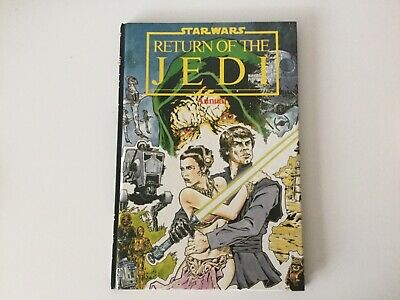 Return Of The Jedi 1984 Annual Grandreams Marvel Star Wars