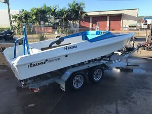 Haines hunter 21 SO North Ward Townsville City Preview