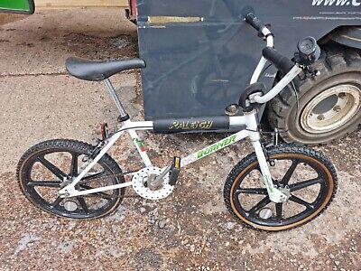 Raleigh Carbo Spec Mag Burner . Old School! Simplex Mag wheels