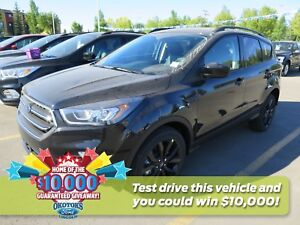 2017 Ford Escape SE 2.0l Ecoboost with Sport Appearance Package