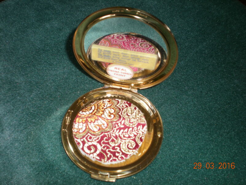 NEW SIFTERS AND PUFFS FOR VINTAGE SILVER COMPACTS