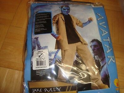 Rubie's Jake Sully AVATAR  HALLOWEEN Costume * CHILD Costume Medium 8-10    new