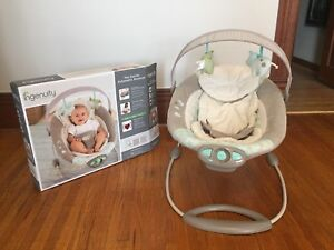 Ingenuity Automatic Bouncer Bouncy Chair