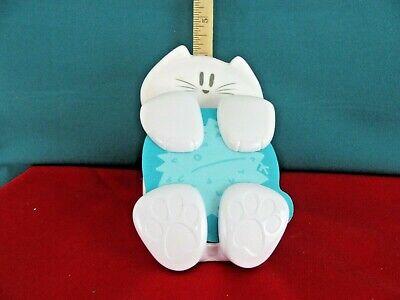 Post-it Poo Up Pop Up Note Dispenser Cat-330 Sticky Note Holder Cat Figurine