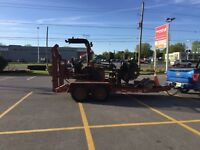 Post Hole, Mini Excavation,  Trenching, Directional Drilling