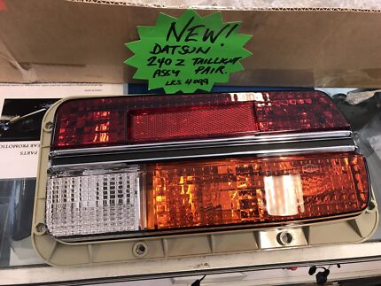 DATSUN 240Z TAIL LIGHT ASSEMBLY PAIR Welshpool Canning Area Preview