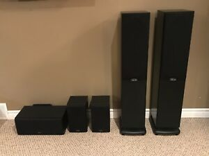 Polk Audio Surround Sound Speaker Set