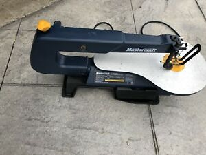 "Mastercraft scroll saw 16"" for sale"