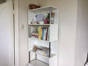 Book shelves Wollstonecraft North Sydney Area Preview
