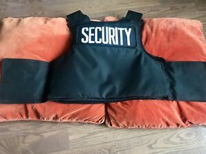Security Guard Safety Vest COMPASS ARMOR LEVEL 3
