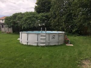 16 ft swimming pool