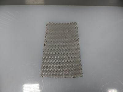304 Stainless Steel Expanded Perforated Metal 4.75 X 9 X .040 Thick