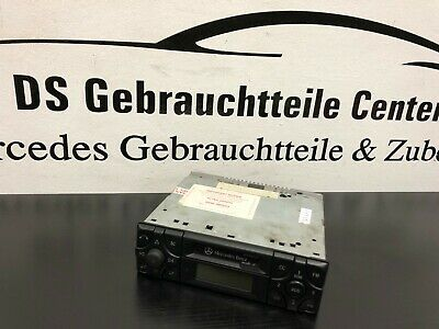 Orig. Mercedes W208 W463 W140 R129 R170 W163 W210 Audio 10 Radio A2108200986