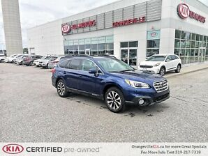 2015 Subaru Outback 2.5i Limited CVT AWD w Tech Pkg