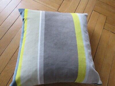 Kirkby design  Velvet Stripe Cushion cover