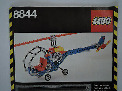 Figur Minifig 6425 Helicopter y6 # Lego 973px131