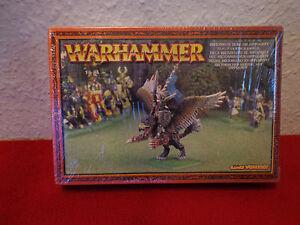 Warhammer Fantasy Bretonia / Bretonen Herzog / König auf Hippogreif, Neu & OVP