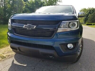 2019 Chevrolet Colorado Z71 V6 4WD 2019 Chevrolet Colorado Z71 V6 4WD
