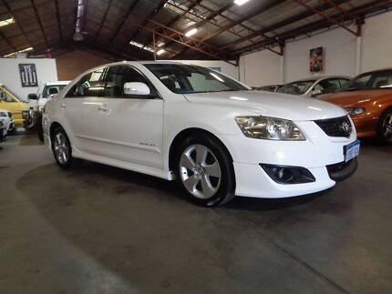 ZR6 SPORTIVO 2009 Toyota Aurion Sedan 3 YEARS AWN WARRANTY Bentley Canning Area Preview
