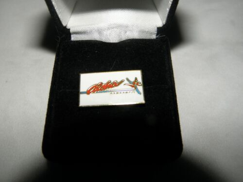 ALOHA AIRLINE LAPEL TACK PIN AIRPLANE HAWAII PILOT FA COLLECTIBLE CHRISTMAS GIFT