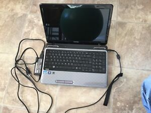 Toshiba Laptop - Satellite L755  i7 for Parts